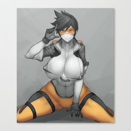 Tracer II Canvas Print