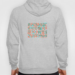 Abstract Graffiti Hoody