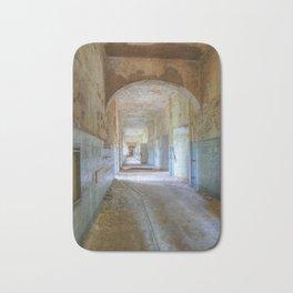 Beelitz Heilstaetten hallway, Lost Places Bath Mat