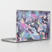 celestial Laptop & iPad Skins featuring Celestial by Wendy Ding: Illustration