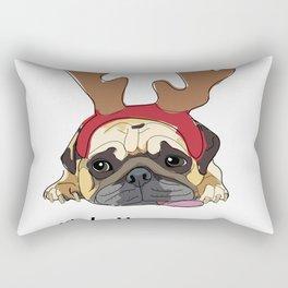 Bah Humpug Rectangular Pillow