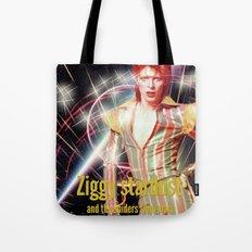 David Bowie - Ziggy stardust Tote Bag