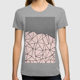 Ab Lines 45 Dogwood T-shirt