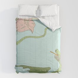 Defeating the Dragon Comforters
