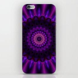 Mandala Crownchakra iPhone Skin
