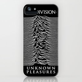 The Line Of Division iPhone Case
