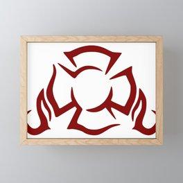 MALTESE CROSS 1 Framed Mini Art Print