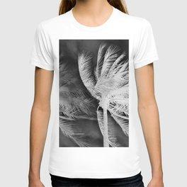 Palms black and white T-shirt