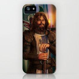 Alexion iPhone Case