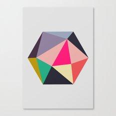 Hex series 1.4 Canvas Print