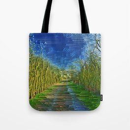 Natures Infusion. Tote Bag