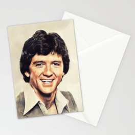 Patrick Duffy, Actor Stationery Cards