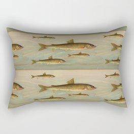 Something Fishy  Rectangular Pillow