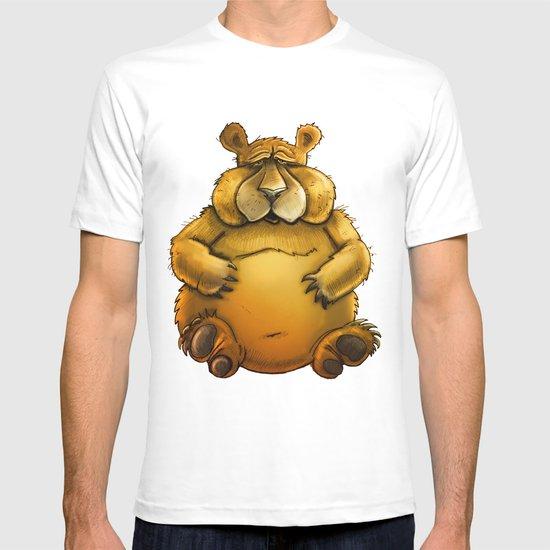 Beary sorry. T-shirt
