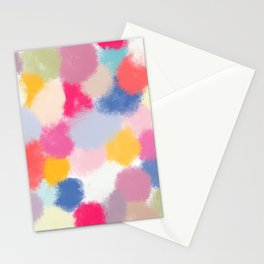 Splotches - by Kara Peters Stationery Cards