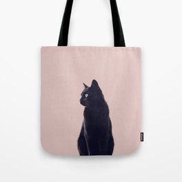 HER MAJESTY (mauve) Tote Bag