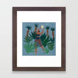 Taurus - For Marie-Claire France Mai 2018 Framed Art Print