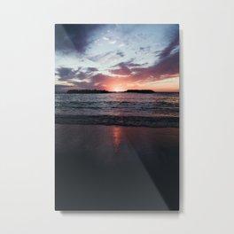 Eternal Sunrise Metal Print