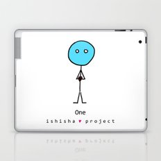 ONE  by ISHISHA PROJECT Laptop & iPad Skin