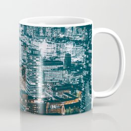 Toronto by night - City at night Coffee Mug