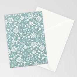 Frozen garden Stationery Cards