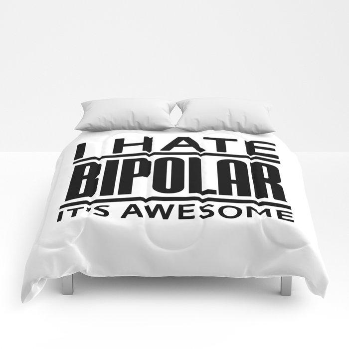 Bipolar Comforters