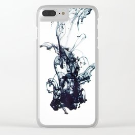 SUDDEN movement Clear iPhone Case