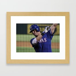 Michael Young Framed Art Print