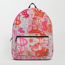 Barbie Money Backpack