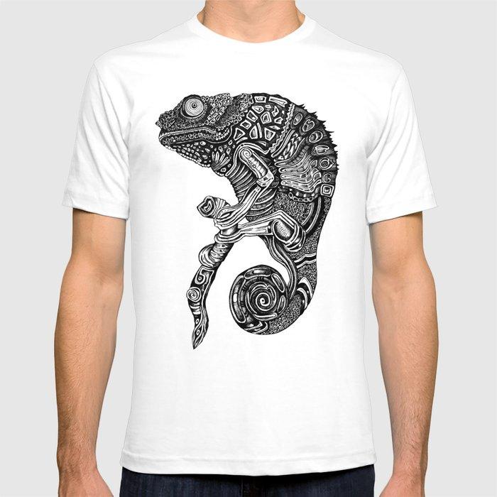 0a919aa56 Chameleon T-shirt by bioshrimp   Society6