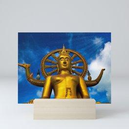 Lord Buddha Thailand Mini Art Print