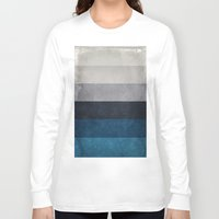 greece Long Sleeve T-shirts featuring Greece Hues by Diego Tirigall