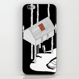 Hereditary by Ari Aster and A24 Studios iPhone Skin