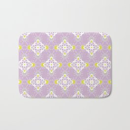 paisley pattern 1 Bath Mat