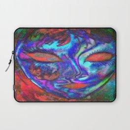 Mask 01 Laptop Sleeve