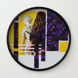 Modern Compliments Wall Clock