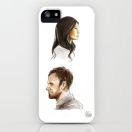 elementary: better half [2] iPhone Case