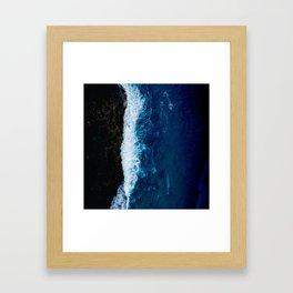 Sea 8 Framed Art Print