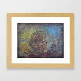 Swazi Art 7 Framed Art Print