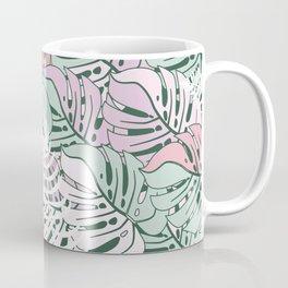 jungle flamingo Coffee Mug