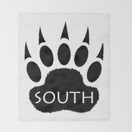 Southpaw Throw Blanket