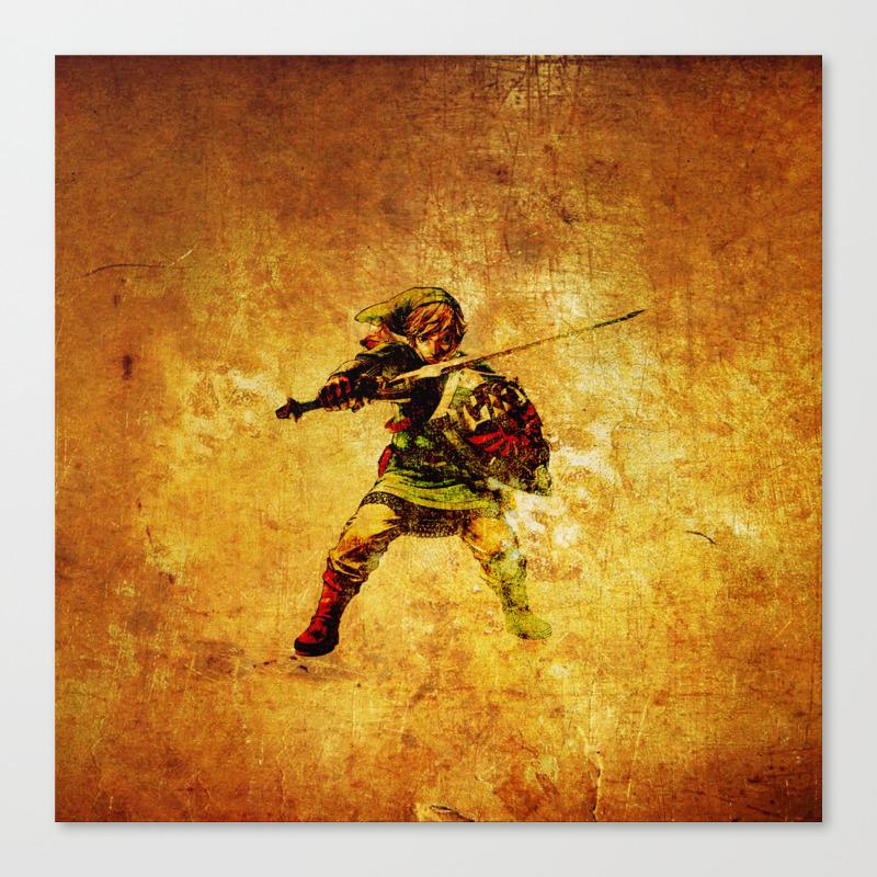Abstract and Gaming Canvas Prints | Society6