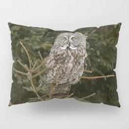 Pine Prince Pillow Sham