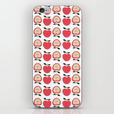 Apple of my eye iPhone & iPod Skin