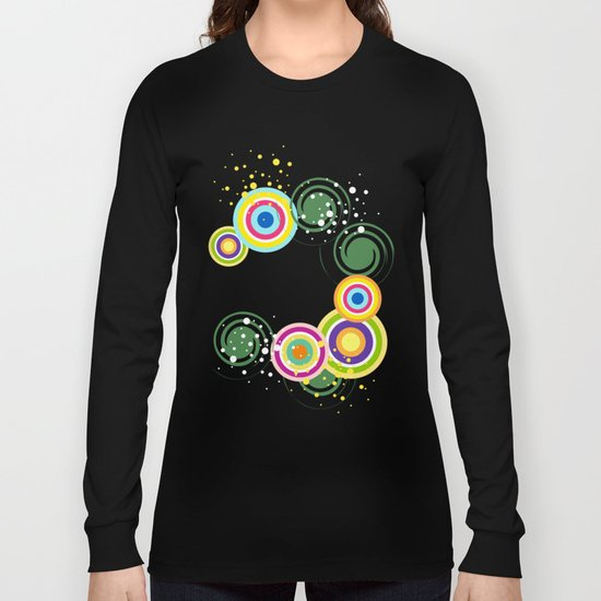 Circumference Long Sleeve T-shirt