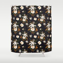 Vesper Bouquet Shower Curtain