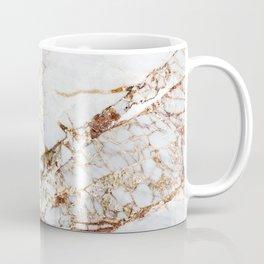 Manhattan Gold Marble Stone Coffee Mug