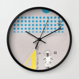 Copa. Wall Clock