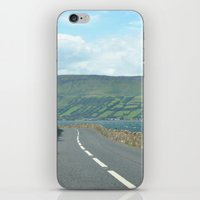 ruben ireland iPhone & iPod Skins featuring Ireland by Fiona S