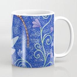 Pretty Dragonflies Coffee Mug